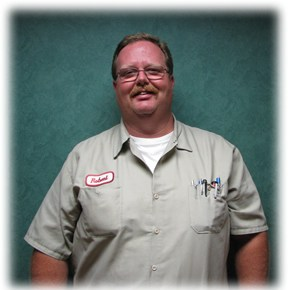 Robert Cooper, Director of Maintenance